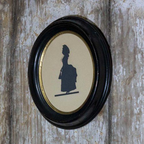 Edwardian silhouettes