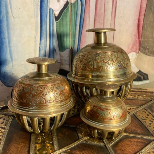 Tibetan crotal bells