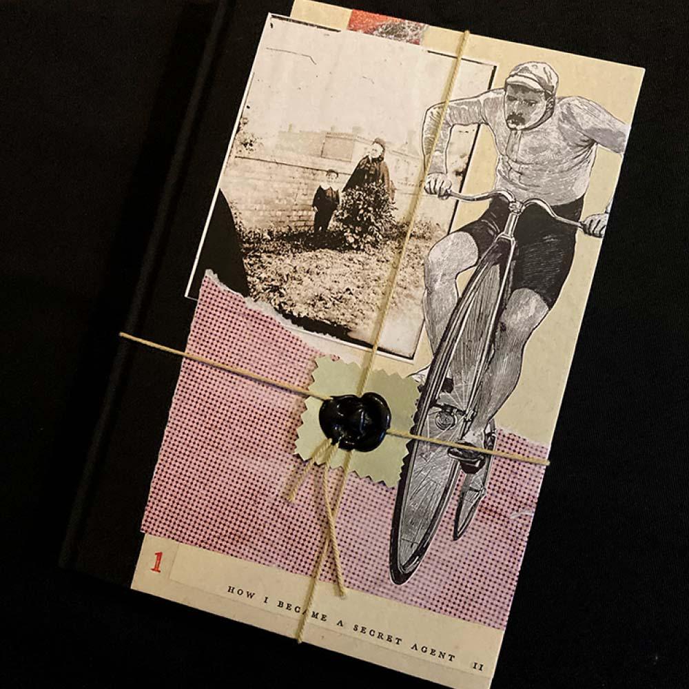 Designer handmade note book