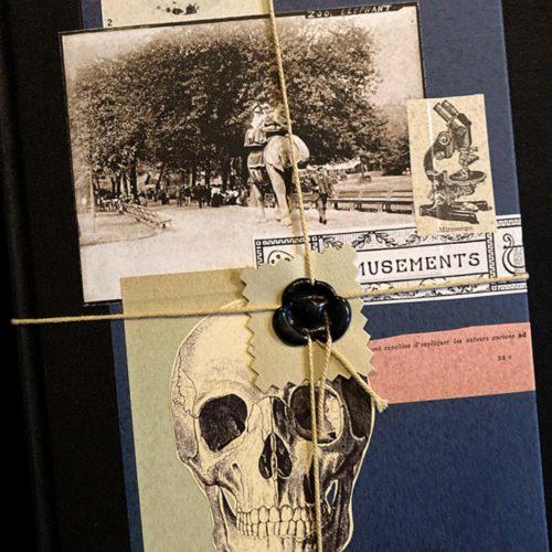 Designer handmade note books